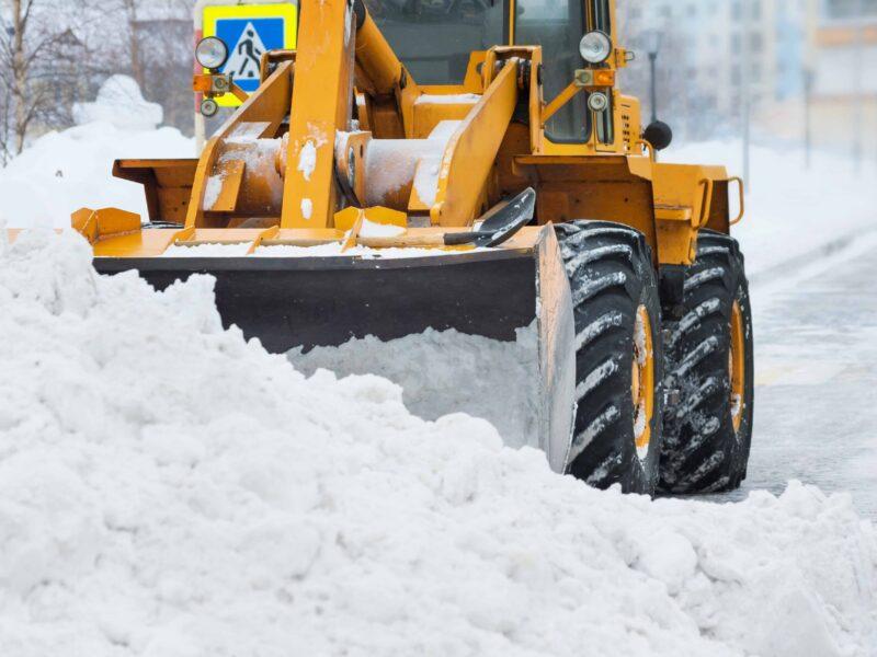 Ice Watch - snow clearance