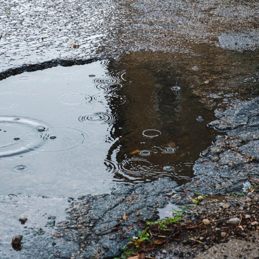 pothole image